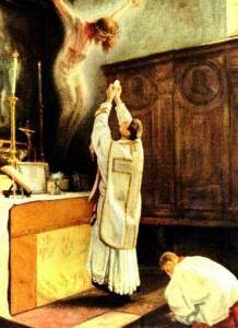 Eucharist Mass