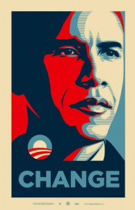 Barack Obama Change