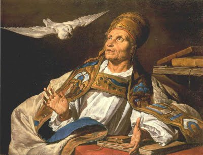 Pope St. Gregory the Great 4