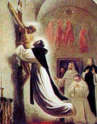 St. Martin de Porres Levitating