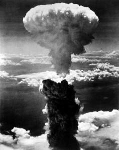 nuclear explosian