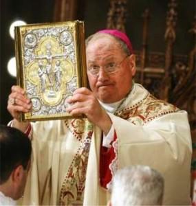 Cardinal Designate Timothy Dolan