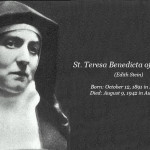 St. Teresa Benedicta: Patron of Culture